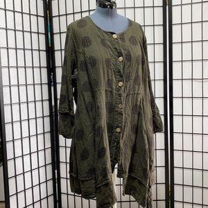 NWT Grizas Tunic/Dress XXXL